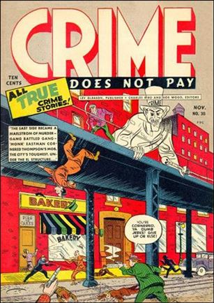 Crime Does not Pay 30-A