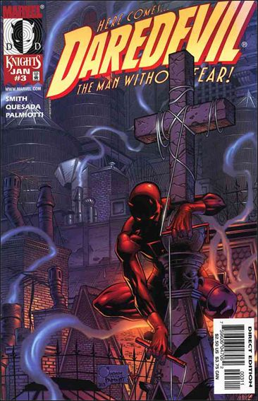 Daredevil (1998) 3-A by Marvel