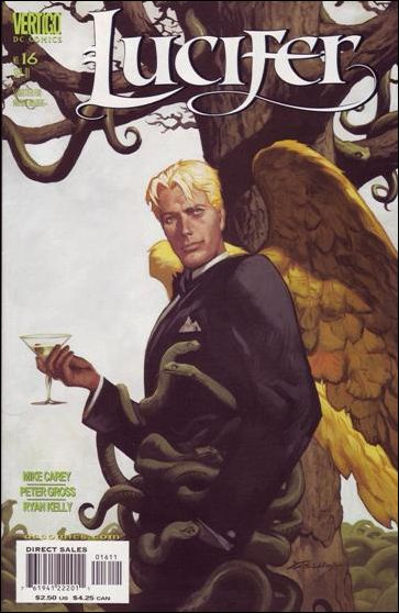 Lucifer (2000) 16-A by Vertigo