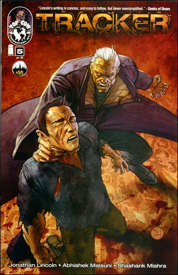 Tracker (2009) 5-A by Top Cow