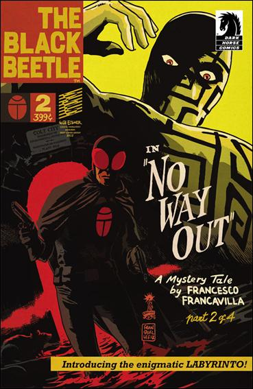Black Beetle 2-A by Dark Horse