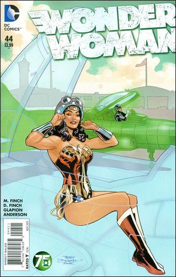 Wonder Woman (2011) 44-B by DC
