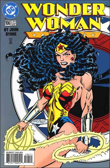 Wonder Woman (1987) 106-A by DC