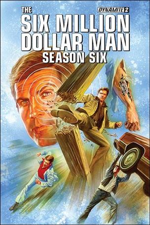 Six Million Dollar Man: Season Six 2-A