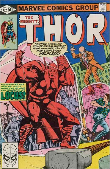 Thor (1966) 302-A by Marvel