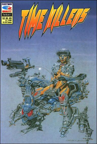 Time Killers 1-A by Fleetway Quality