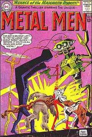 Metal Men (1963) 5-A