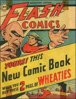 Flash Comics (1946) nn-A by DC