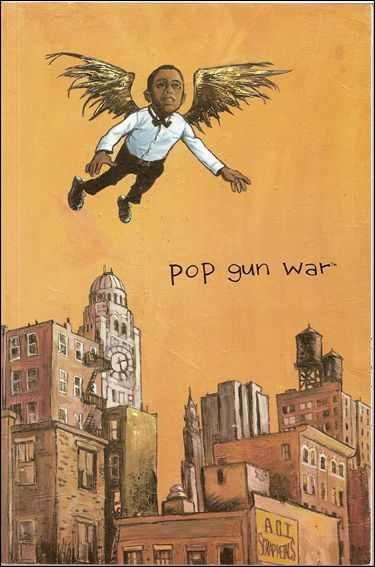 Pop Gun War nn-A by Dark Horse