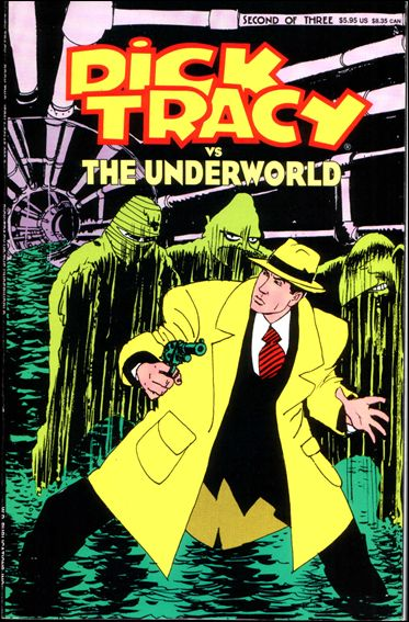 Dick Tracy (1990) 2-A by Disney