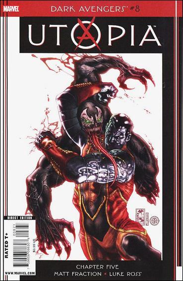 Dark Avengers (2009) 8-C by Marvel