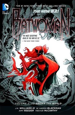 Batwoman 2-A by DC