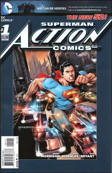 Action Comics (2011) 1-H by DC