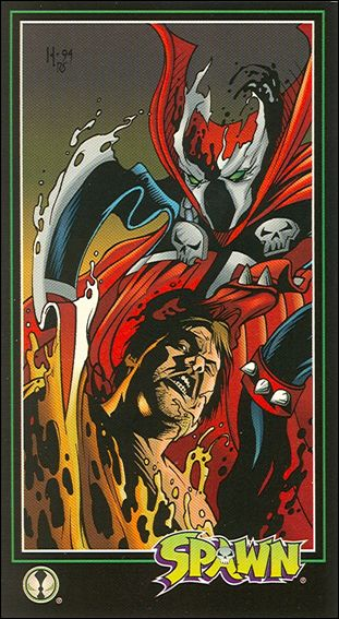 Spawn: Widevision (Base Set) 47-A by WildStorm