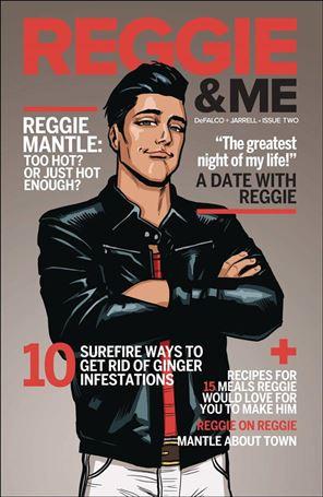Reggie and Me (2017) 2-C