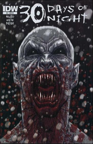 30 Days of Night 4 C, Jan 2012 Comic Book by IDW