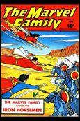Marvel Family 12-A