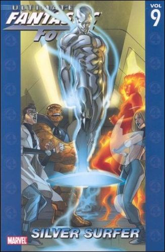 Ultimate Fantastic Four 9-A by Marvel