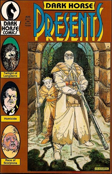 Dark Horse Presents (1986) 25-A by Dark Horse