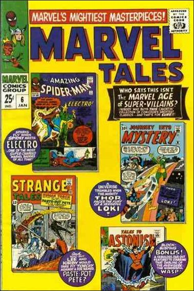 Marvel Tales (1966) 6-A by Marvel