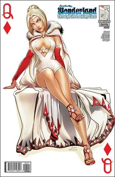 Grimm Fairy Tales Presents Wonderland: Through the Looking Glass 1-B by Zenescope Entertainment