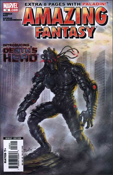 Amazing Fantasy (2004) 16-A by Marvel