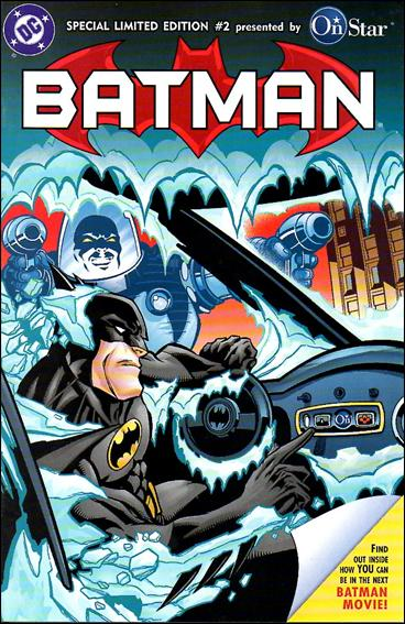 Onstar Batman Special Edition 2-A by DC