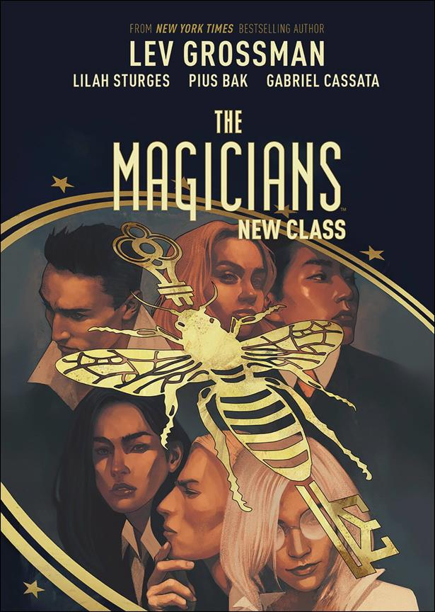 Magicians: New Class nn-A by Archaia