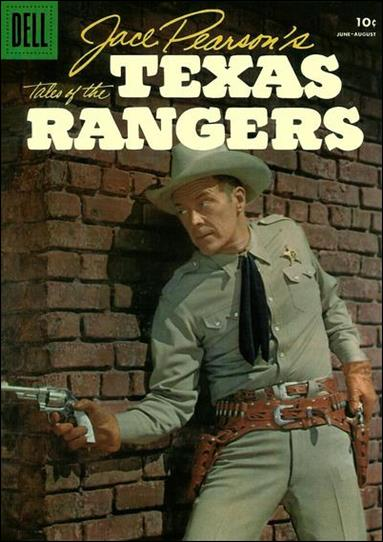 Jace Pearson's Tales of the Texas Rangers 12-A by Dell