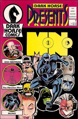 Dark Horse Presents (1986) 7-A