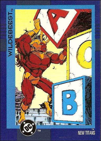 DC Cosmic Teams (Base Set) 64-A by SkyBox