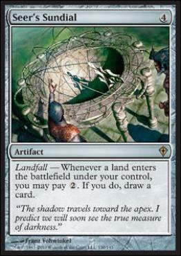 Magic the Gathering: Worldwake (Base Set)130-A by Wizards of the Coast