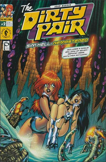 Dirty Pair: Sim Hell Remastered 2-A by Dark Horse