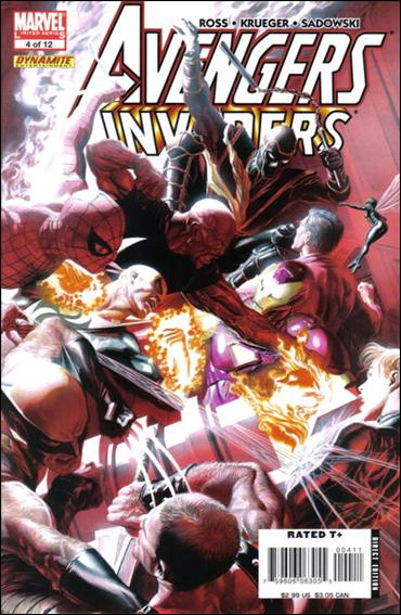 Avengers/Invaders 4-A by Marvel