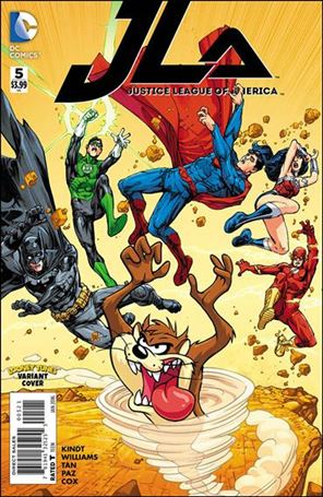 Justice League of America (2015) 5-B