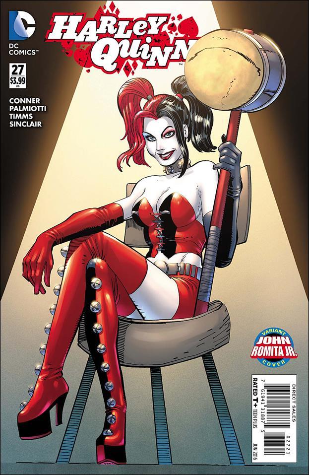 Harley Quinn (2014) 27-B