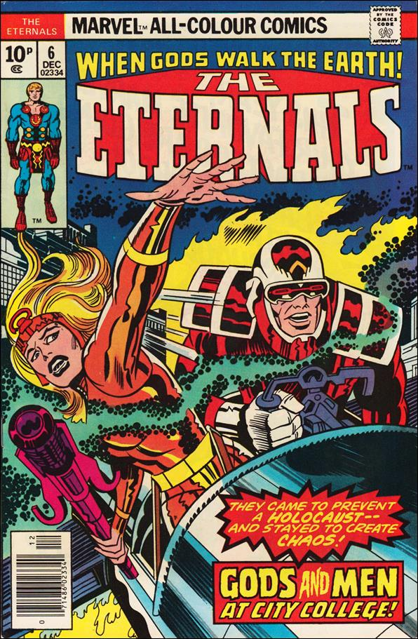 Eternals (1976) 6-B by Marvel