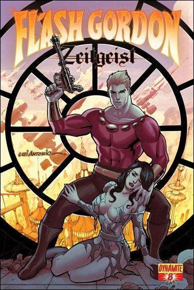 Flash Gordon: Zeitgeist 8-D by Dynamite Entertainment