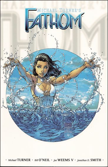 Michael Turner's Fathom 1-A by Image