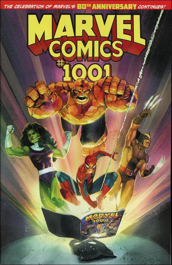 Marvel Comics (2019) 1001-A by Marvel