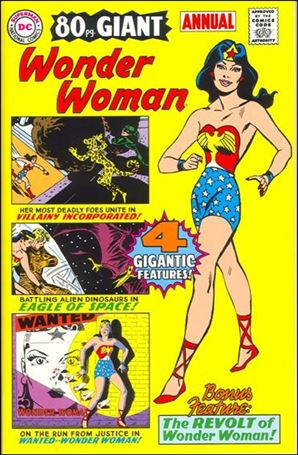 Wonder Woman: 80 Page Giant 1-A