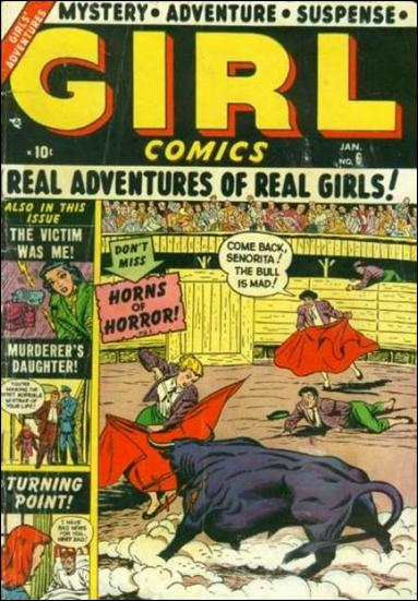 Girl Comics (1949) 6-A by Marvel