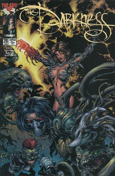 Darkness (1996) 28-A by Top Cow