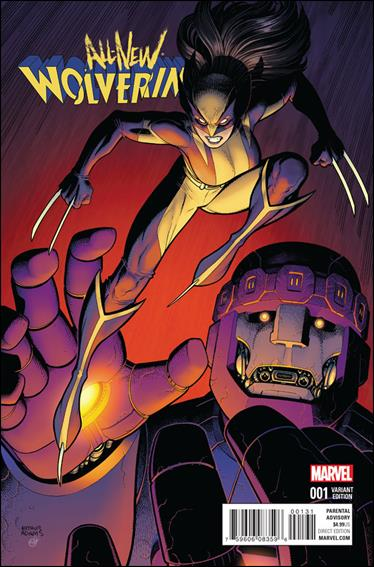 All-New Wolverine  1-D by Marvel