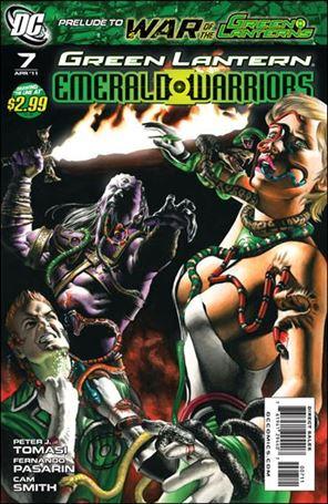 Green Lantern: Emerald Warriors 7-A