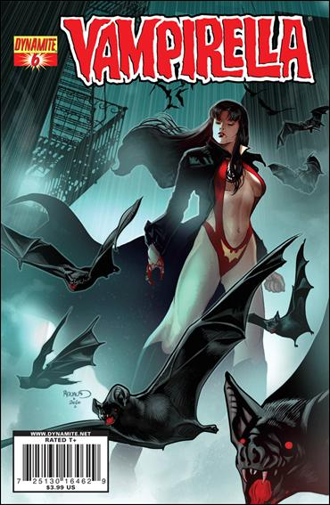Vampirella (2010) 6-B by Dynamite Entertainment