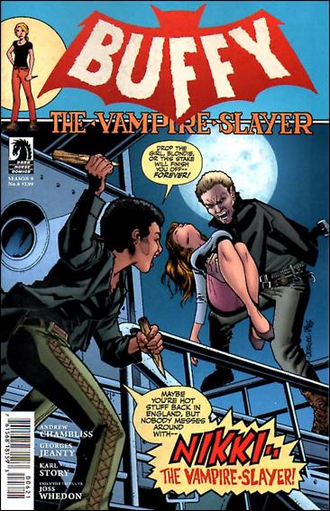 Buffy the Vampire Slayer Season 9 6-B by Dark Horse