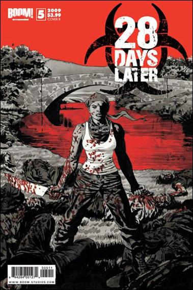 28 Days Later 5-B by Boom! Studios