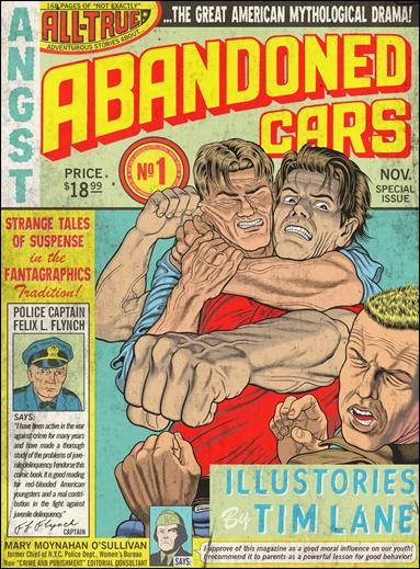 Abandoned Cars 1-B by Fantagraphics