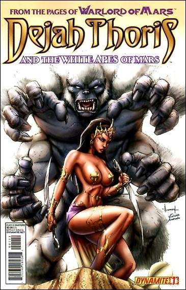 Dejah Thoris and the White Apes of Mars 1-B by Dynamite Entertainment